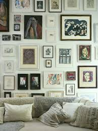 carola kastman on wall art gallery frames with why you should be afraid of eclectic gallery art walls laurel home