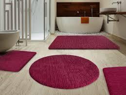 red bath rug home design contemporary black and white rugs vita futura inside for residence 4