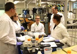 BioMaP REU Research Environment • Department of Chemical and ...