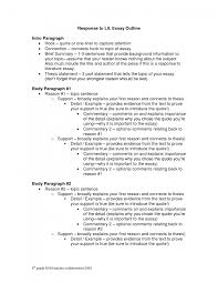 structure of an essay outline literary essay outline example essay  cover letter example of a analysis essay an example of a critical cover letter best photos