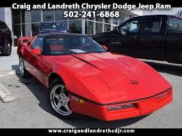 Listing ALL Cars | 1985 CHEVROLET CORVETTE