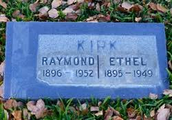 Ethel Muriel Hudson Kirk (1895-1949) - Find A Grave Memorial