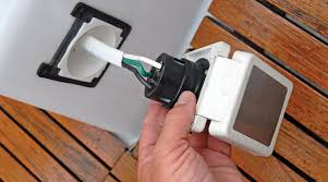 wiring your boat for shore power sail magazine find a suitable place for the inlet