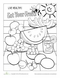 Small Picture Kids Games And Activities Amazing Food Safety Coloring Pages