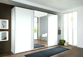 sliding closet doors mirrored interior door mirror x 96 80 bifold