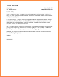 Cover Letter For Applying A Job Sample Of Introduction Application