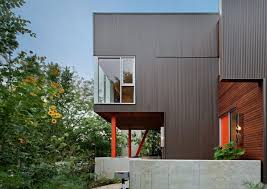 Modern Exterior Cladding Panels Concept Property