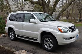 2007 Lexus GX 470 - Information and photos - ZombieDrive