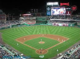 Nationals Park Concert Seating Chart Nationals Park Washington Dc Ballparks Wheres My Seat