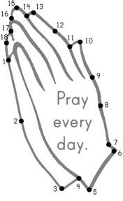 Small Picture pictures of praying hands for preschool Coloring Pages of