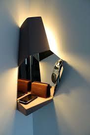 lighting corner. Modern Sculptural Corner Light Fixture Lighting C