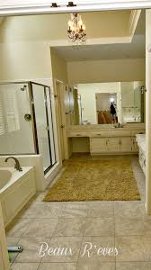 Bathroom Remodeling Baltimore Beauteous Beaux R'eves Glam Master Bath Remodel