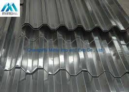 roof tile hot dipped galvanized corrugated metal roofing panels water resistant