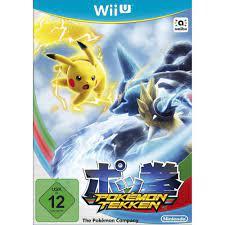 Pokemon Tekken, Nintendo Wii U - Games & Guides, 64,99 €