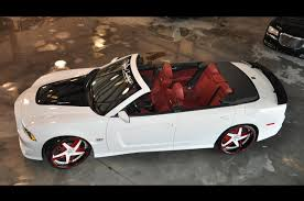 Drop Top Customs Chrysler 300 and Dodge Charger SRT8 Photo Gallery ...