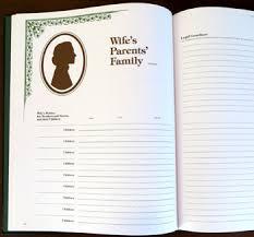 Our Family History Book Under Fontanacountryinn Com