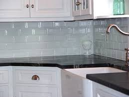 White Kitchen Tiles White Kitchen With Subway Tile Backsplash Miserv
