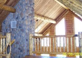 cowboy log builders the montana loft