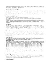 Exec Summary Template Dissertation Executive Summary Best Photos Of Layout Sawyoo Com 10