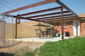 free standing patio covers metal. Carports Freestanding Double Carport Plans Construction Free Standing Patio Covers Metal S