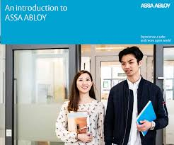 Welcome To The Assa Abloy Group The Global Leader In Door Opening