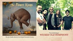 <b>THE FLOWER KINGS</b> - Wicked Old Symphony (Album Track ...