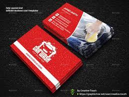 Car Wash Visiting Card Design Car Wash Business Card