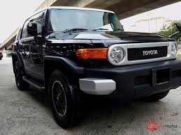 2014 Toyota FJ Cruiser for sale in Malaysia for RM149,800 | MyMotor