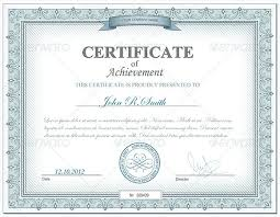 Examples Of Certificates Of Appreciation Wording Classy Certificate Of Achievement Wording Academic Studiorcco