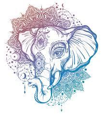 Download Tattoo Mandala Ganesha Elephant Artist Free Transparent