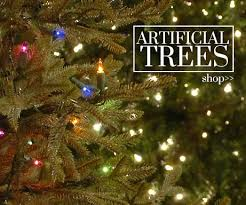 Shop Artificial Pre-Lit Christmas Trees