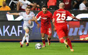 Gaziantep FK konuğu Antalyaspor'u mağlup etti - Internet Haber