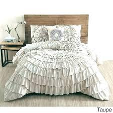 gray ruffle bedding ruffle comforter twin ruffle comforter ruffle comforter twin this is black ruffle comforter