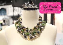 Top Notch Premier Designs Top Notch And Olivia Necklace Combo With Organic And Cant