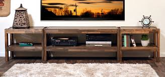 distressed wood entertainment center. Rustic Reclaimed TV Stand Entertainment Center PresEARTH Spice To Distressed Wood