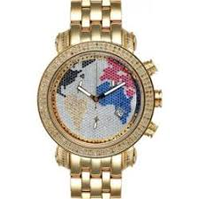 joe rodeo watches overstock com the best prices on designer mens joe rodeo classic men s world map diamond watch