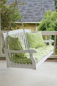 Patio Swing Cushion And Canopy Replacement Cushions Walmart Cheap