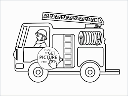 Coloring Pages Printable Fire Truck Coloring Pages For Kids Is