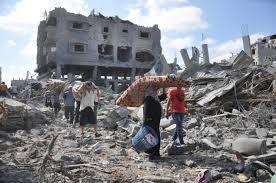 Image result for آنروا: غزه فقط تا 4 سال دیگر قابل سکونت است
