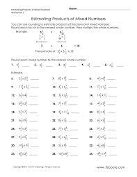 Worksheet #612792: Estimating Decimals Worksheets – Decimals ...
