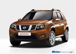 new car launches august 2013Nissan To Unveil Terrano SUV On 20th August 2013