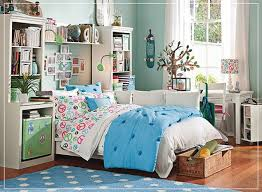 Catchy Teen Bedroom Design Idea For Girl With Cozy Bed And Teenage Girl  Bedroom Ideas