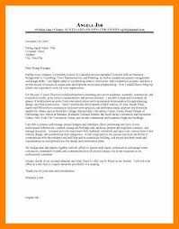 Lead Architect Cover Letter