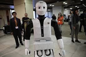 Humanoids : El futuro de los #androides y los #robots hogareños se discute  en España   Zona de Promesas