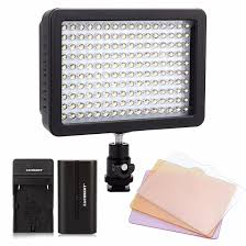 Cn 160 Led Video Light Battery Us 29 9 Wansen W160 Led Video Camera Light For Canon Nikon With Battery And Charger The Same With Cn 160 In Flashes From Consumer Electronics On