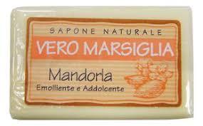 <b>Мыло Vero Marsiglia</b> Mandorla Soap 150г (миндаль)   Миндаль ...