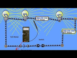 wiring lights in series english video tutorial youtube Wiring Lights In Series wiring lights in series english video tutorial wiring lights in series or parallel