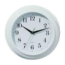 premier housewares vintage wall clock