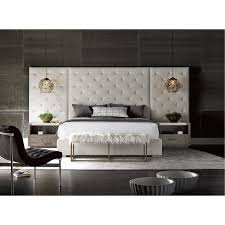 off the wall beds. Wonderful Off OffWhite Upholstered King Wall Bed With 2 Nightstands  Modern  RC Willey  Furniture Store On Off The Beds