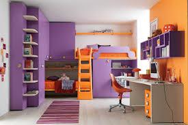 Orange Bedroom Color Schemes Modern Bedroom Color Schemes With Awesome Modern Purple And Orange